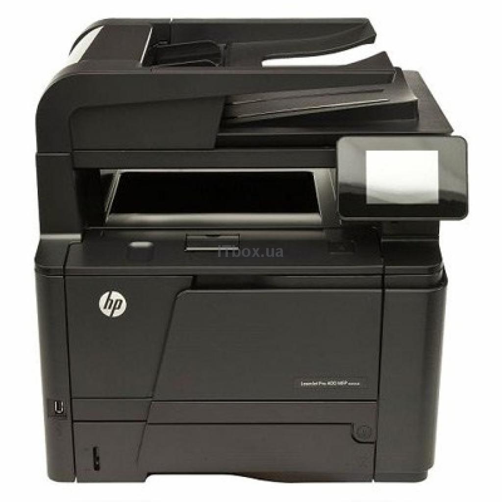 Многофункциональное устройство (МФУ) HP LaserJet Ent 700 MFP M725z  CF068A