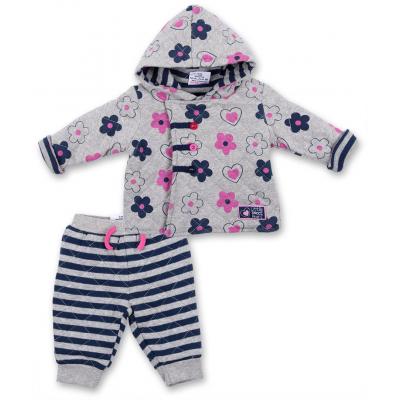 luvena fortuna для девочекв комплекте со штанишками EAD6513.3-6