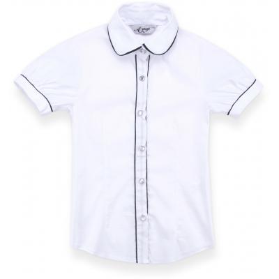 a-yugi с коротким рукавом 1576-140G-white