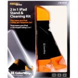 Универсальный чистящий набор ColorWay 2in1 iPadStand&CleaningKit Фото