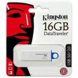USB флеш накопитель Kingston 16Gb DataTraveler Generation 4 Фото 2