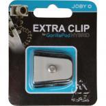 Площадка для штативной головы JOBY GorillaPod Hybrid Quick Release Clip (Black/Grey) Фото