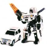 Трансформер Roadbot Mitsubishi Pajero Фото