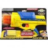 Игрушечное оружие BuzzBeeToys Sonic Фото
