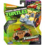 Боевой транспорт TMNT Черепашки-Ниндзя Рафаэль в фургоне Фото 1