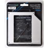 Фрейм-переходник Grand-X HDD 2.5'' to notebook ODD SATA3 Фото 2