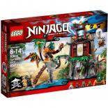 Конструктор LEGO Ninjago Остров тигриных вдов Фото