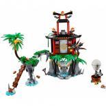 Конструктор LEGO Ninjago Остров тигриных вдов Фото 2