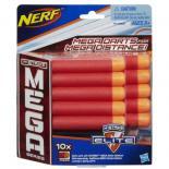 Игрушечное оружие Hasbro Nerf Мега 10 стрел Фото