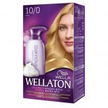 Краска-мусс для волос Wellaton стойкая 10/0 Сахара Фото