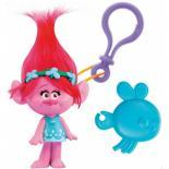 Мягкая игрушка TROLLS Poppy с клипсой 22 см Фото