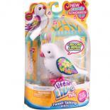 Интерактивная игрушка Moose Little Live Pets Птичка Сладкий Лулу Фото 2