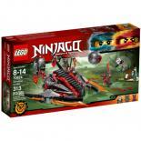 Конструктор LEGO Ninjago Алый захватчик Фото