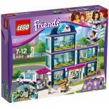 Конструктор LEGO Friends Клиника Хартлейк-Сити Фото