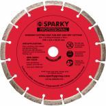 Диск SPARKY алмазный с лазерной напайкой 115х22x22,23мм Фото