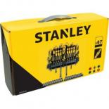 Набор инструментов Stanley отверток, головок, вставок 57 шт. Фото 2