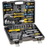 Набор инструментов Topex 38D225, 41 шт. Фото