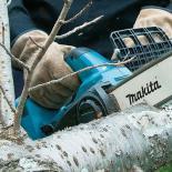 Цепная пила Makita DUC302Z аккумуляторная LXT, 18В + 18В, 300мм Фото 1