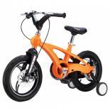 Детский велосипед Miqilong YD Оранжевый 16` Фото