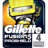 Сменные кассеты Gillette Fusion ProShield 4 шт Фото
