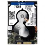 "Жесткий диск для ноутбука Western Digital 2.5""  750GB Фото"
