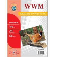 Бумага WWM A4 Фото