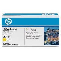 Картридж HP CLJ CP4025/4525 yellow Фото