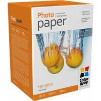 Бумага ColorWay 10x15 (ПГ180-500) Фото
