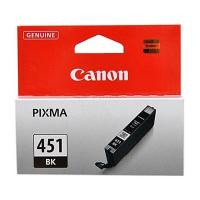 Картридж Canon CLI-451 Black PIXMA MG5440/ MG6340 Фото