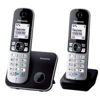 Телефон DECT Panasonic KX-TG6812UAB Фото