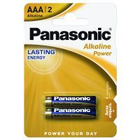 Батарейка PANASONIC AAA LR03 Alkaline Power * 2 Фото