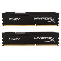 Модуль памяти для компьютера Kingston DDR3 8Gb (2x4GB) 1600 MHz HyperX Fury Black Фото