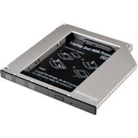 Фрейм-переходник Grand-X HDD 2.5'' to notebook ODD SATA/mSATA Фото
