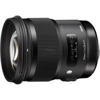 Объектив Sigma AF 50/1,4 EX DG HSM Art Canon Фото