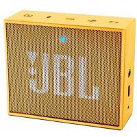 Акустическая система JBL GO Yellow Фото