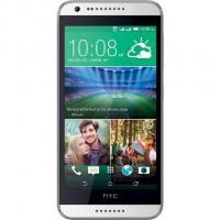 Мобильный телефон HTC Desire 620G DS Gloss White with Grey Trim Фото