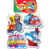 Пазл Vladi Toys Машины-помощники Фото