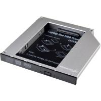 Фрейм-переходник Grand-X HDD 2.5'' to notebook 12.7 mm ODD SATA3 Фото