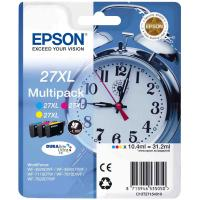 Картридж Epson 27XL WF-7620 Bundle (C,M,Y) XL Фото