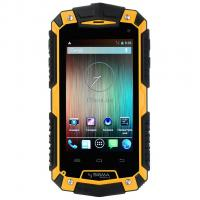 Мобильный телефон Sigma X-treme PQ16 Dual Sim Yellow Фото
