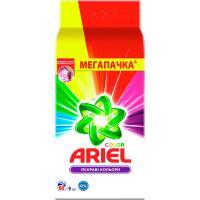 Стиральный порошок Ariel Чистота Deluxe Color 9 кг Фото