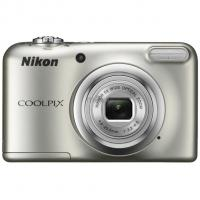 Цифровой фотоаппарат Nikon Coolpix A10 Silver Фото