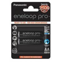 Акумулятор Panasonic Eneloop Pro AA 2500mAh NI-MH * 2 Фото