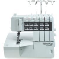 Коверлок Minerva M4000CL Фото