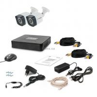 Комплект видеонаблюдения Tecsar AHD 2OUT LIGHT Фото