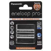 Акумулятор Panasonic Eneloop Pro AAA 930 mAh NI-MH * 2 Фото