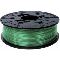 Пластик для 3D-принтера XYZprinting PLA 1.75мм/0.6кг Filament, Clear Green Фото
