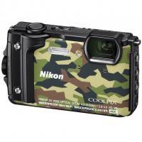 Цифровой фотоаппарат Nikon Coolpix W300 Camouflage Holiday kit Фото