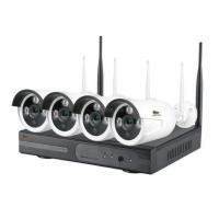 Комплект видеонаблюдения Partizan Outdoor Wireless Kit 1MP 4xIP Фото