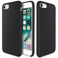 Чехол для моб. телефона Laudtec для iPhone 7/8 liquid case (black) Фото
